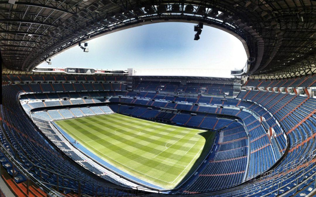 Jouw voetbaltrip naar de succesvolste voetbalstad van Europa?  Bezoek Real Madrid in Santiago Bernabéu